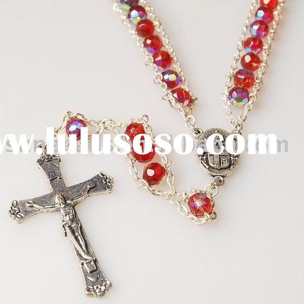 Ladder rosary, rosary necklace