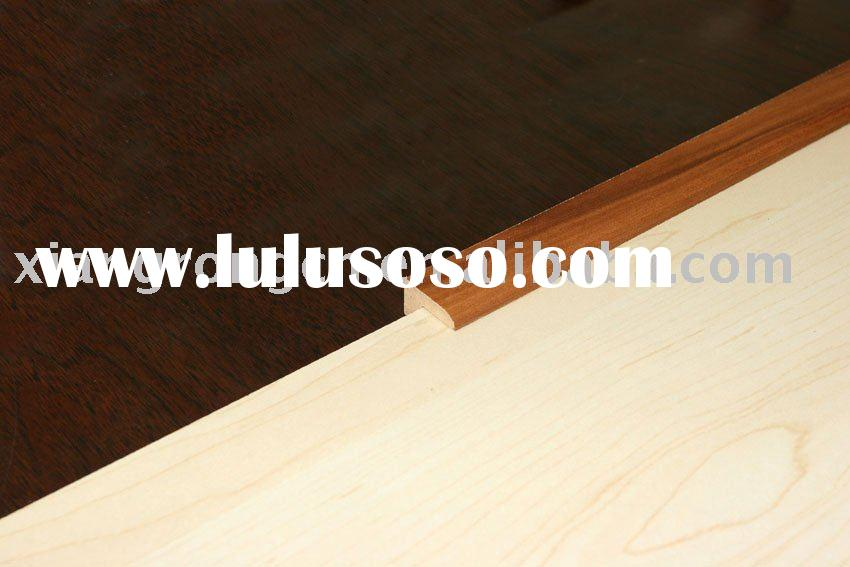 Laminate Flooring Accessory -- 7- End cap/wooden moulding