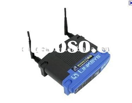 Linksys Wireless-G Broadband Router WRT54G Wireless router - 4-port switch