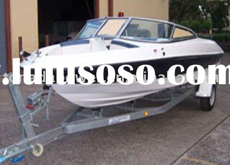 Luxury Boat, Luxury Yacht, Outboard Motor Yacht, Outboard Motor Boat, Model No. BS535