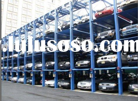Mechanical quad Stacker Car Parking system Equipment