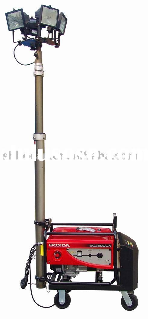 Mobile Light Tower Mobile Light Tower Manufacturers In