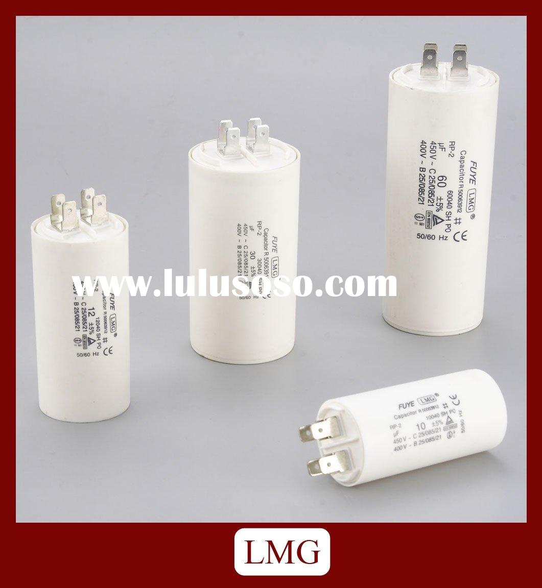 Run Capacitor Cbb60 Run Capacitor Cbb60 Manufacturers In