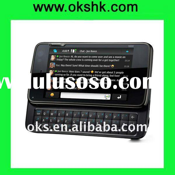 N900 Touch Screen GSM mobile phone with WIFI GPS and 5MP camera