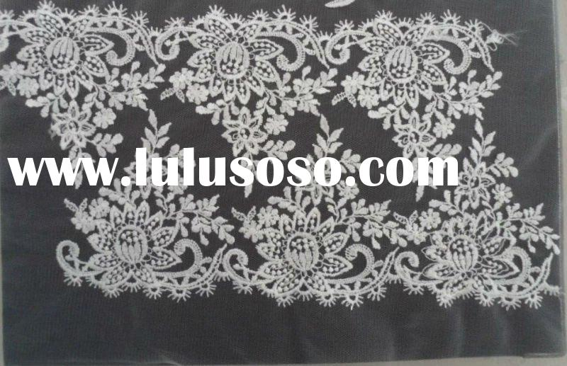 Netting french chantilly lace