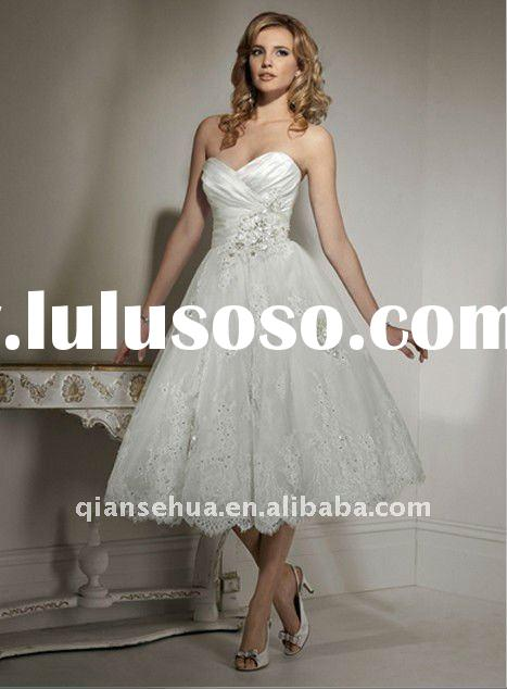 New Style Wedding Dress Party Dress Evening Dress