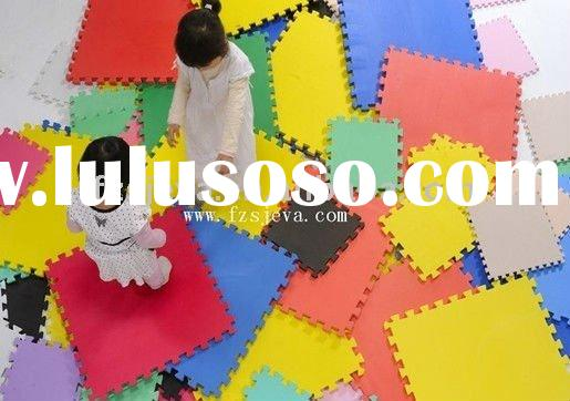 Non-toxic foam play mat,interlocking foam mat for kids play
