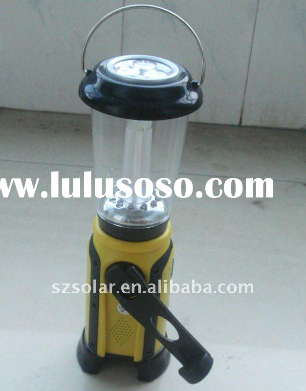 Outdoor led tent camping light