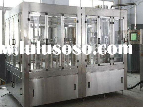 PET Bottle Spring water filling ,sealing machine
