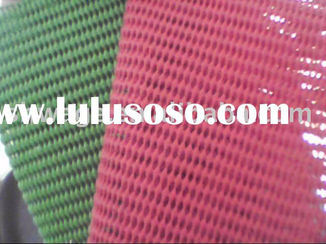 PVC coated mesh fabric for cars' anti-skid mat