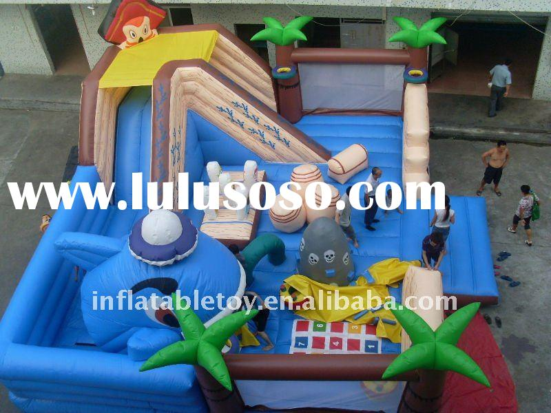 PVC commercial indoor playground kids playground