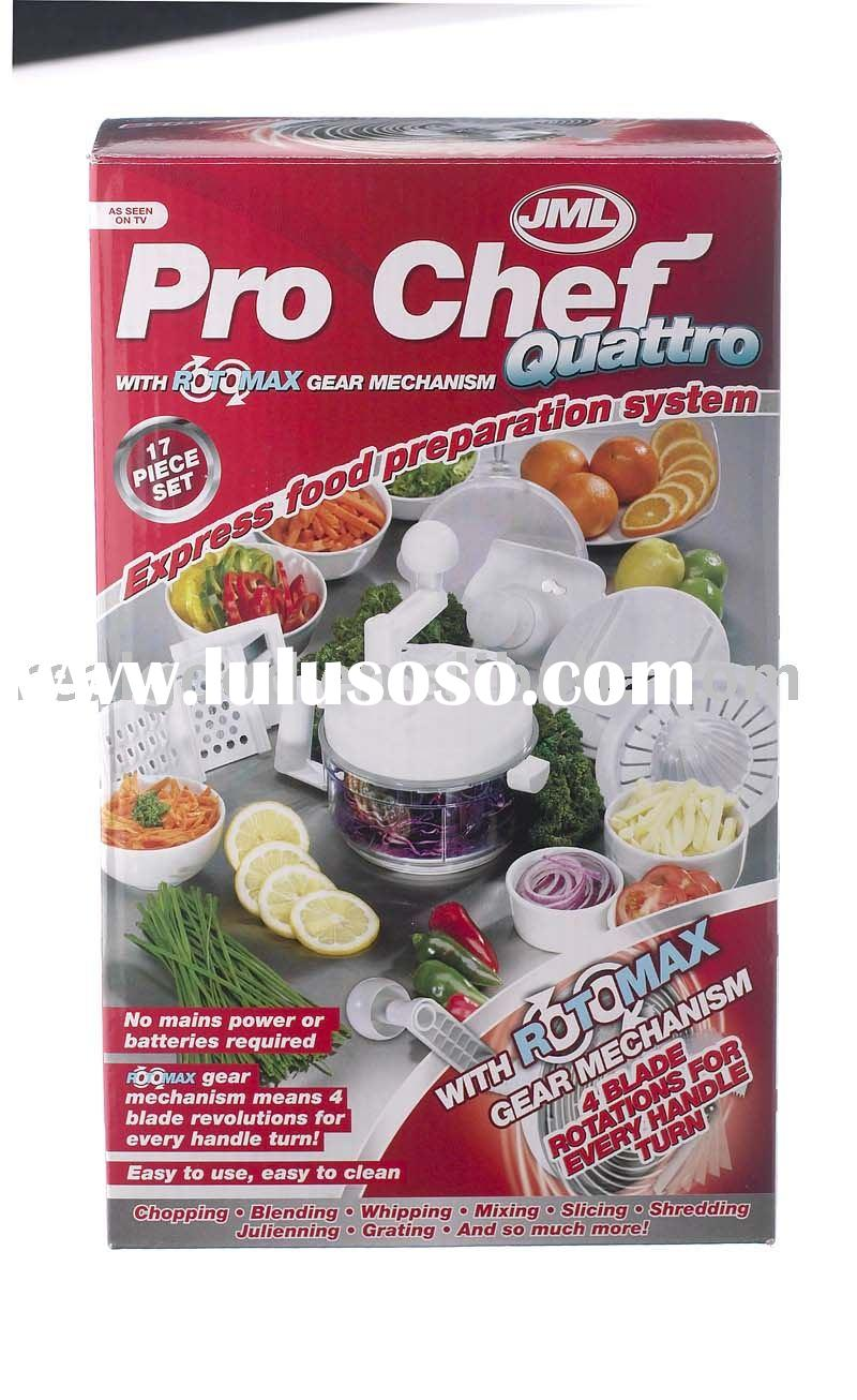 Pro_Chef / Multi Chef / Food Processor / Super Mixer, Model: 35451