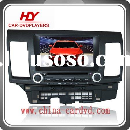 Special CAR DVD with GPS bluetooth for Mitsubishi Lancer