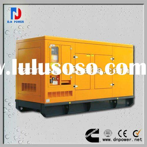 Specialized supplier!Cummins diesel power generator set in store