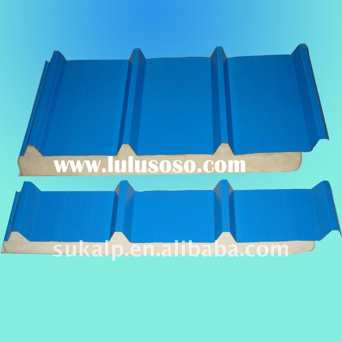 Pin Structural Insulated Panels Can Be Used As Roofs Walls