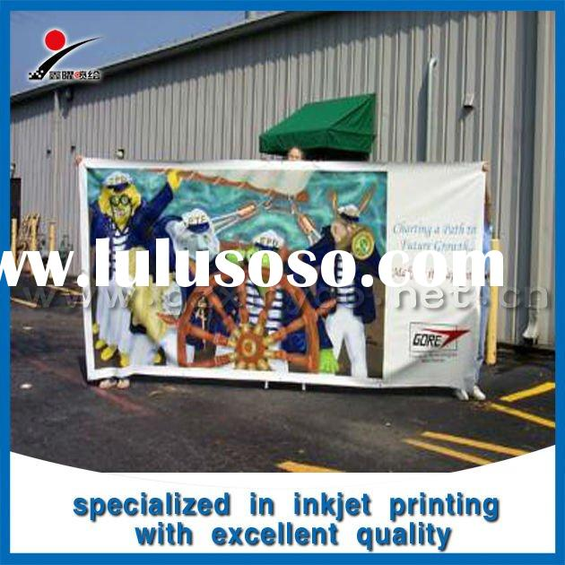 VINYL ROLL for Large Wide Printer,Advertising Customize PVC Coated flex banner printing machine