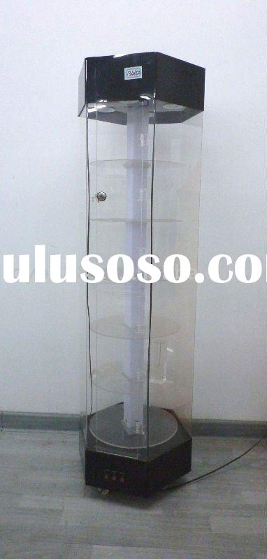 Watch/mobile phone/jewelry Acrylic product display with good design FOYO-DS0251