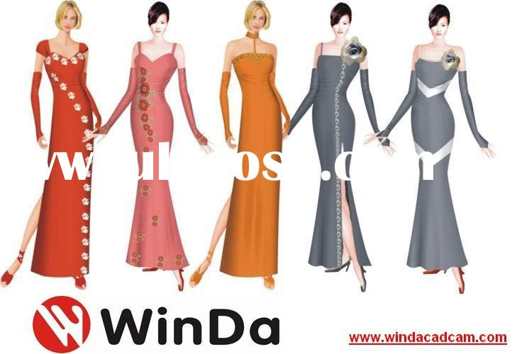 Free Design Software For Clothing d Fashion Clothing Design