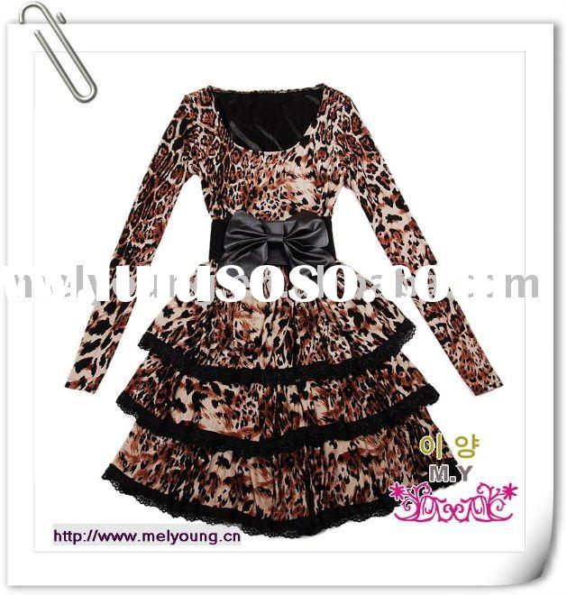 (881619) 2011 high fashion stylish(as the picture) with belt formal evening dress