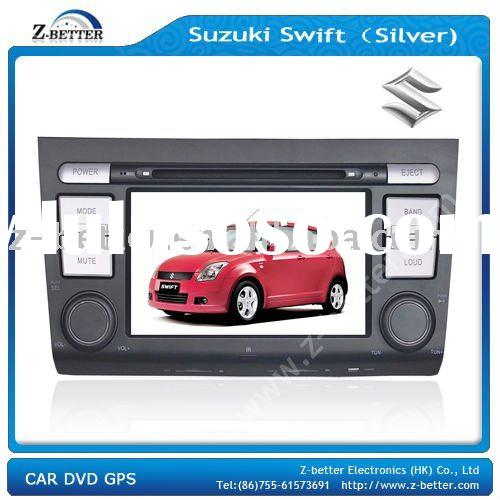 (Higher quality!!) 2 Din DVD in Car player for Suzuki Swift with 7 inch,DVB-T,Radio,Bluetooth