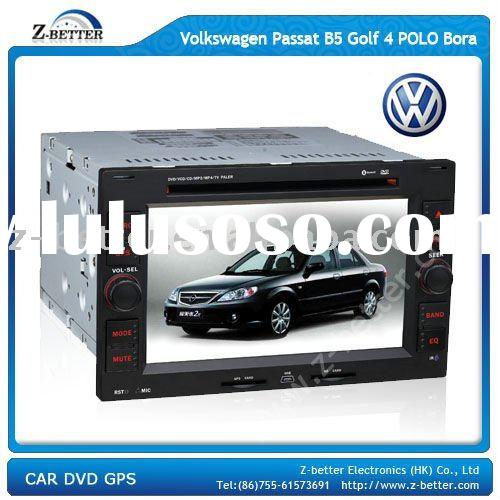 (NEW!!!) 2 DIN Car DVD for Volkswagen Passat B5 Golf 4 POLO Borar with DVB-T
