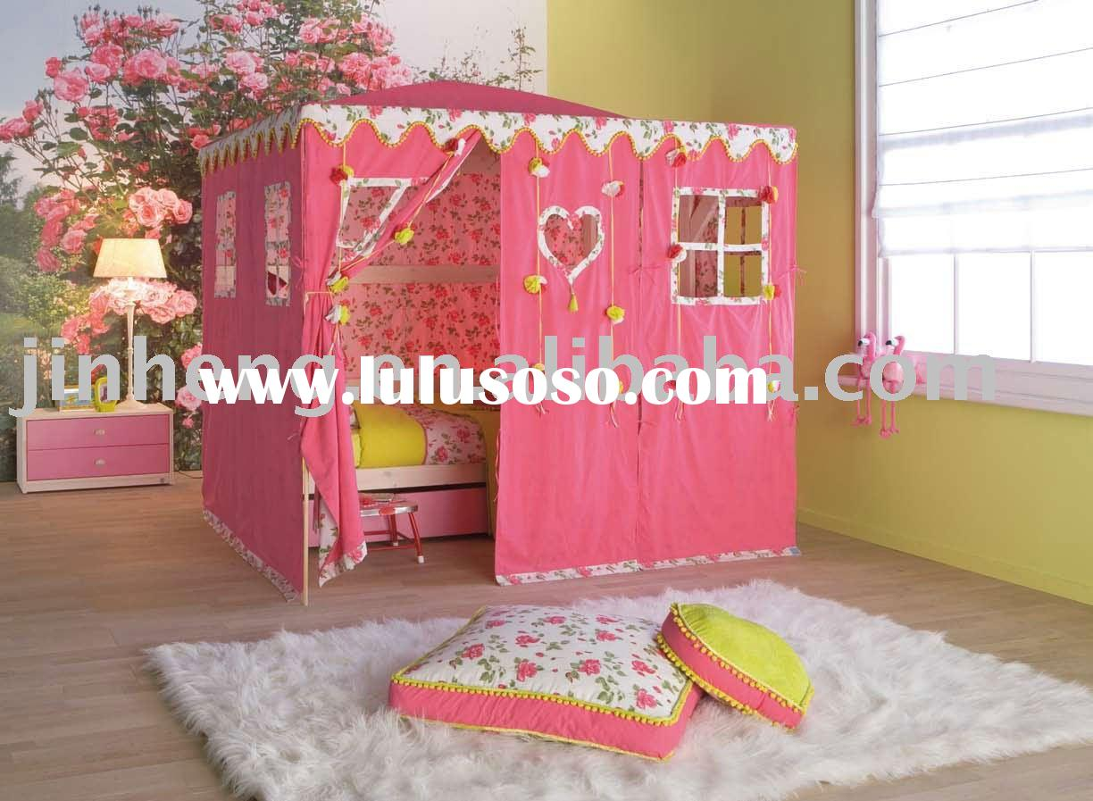 Double beds for girls -  Girl Design Kid 39 S Double Bed Tent