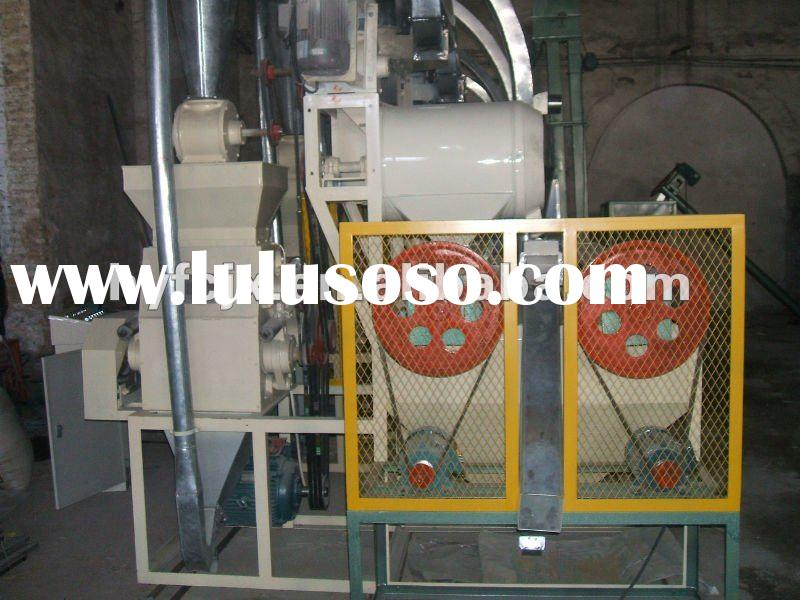 barley/rice/corn rice powder milling machines