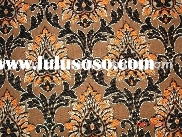 chenille fabric/100%polyester fabric/home textile fabric