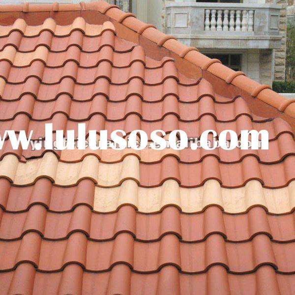 Spanish roofing tiles for sale in arizona spanish roofing for Spanish clay tile roof
