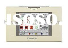 daikin touch screen remote control