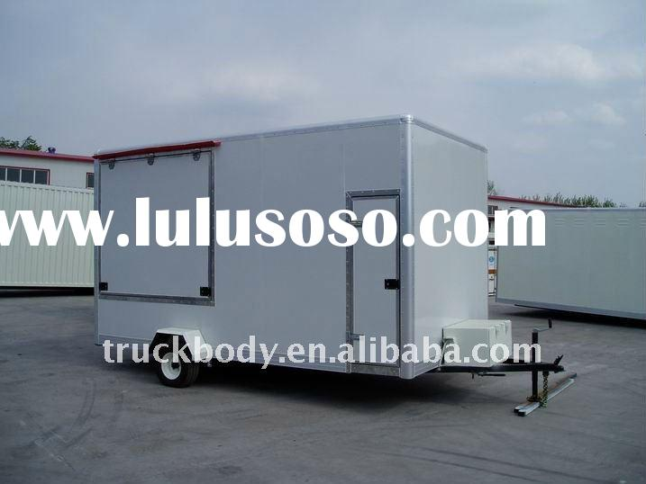 fast food trailer, snack trailer, mobile kitchen,catering trailer, food service trailer
