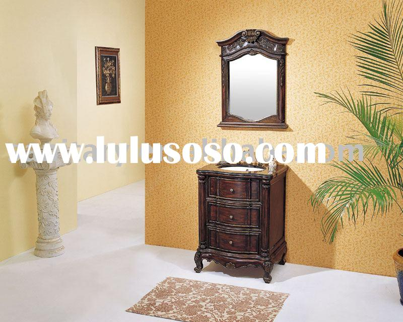 granite cabinet,wash basin cabinet,solid wood vanity,solid wood furniture,bathroom console,wood bath