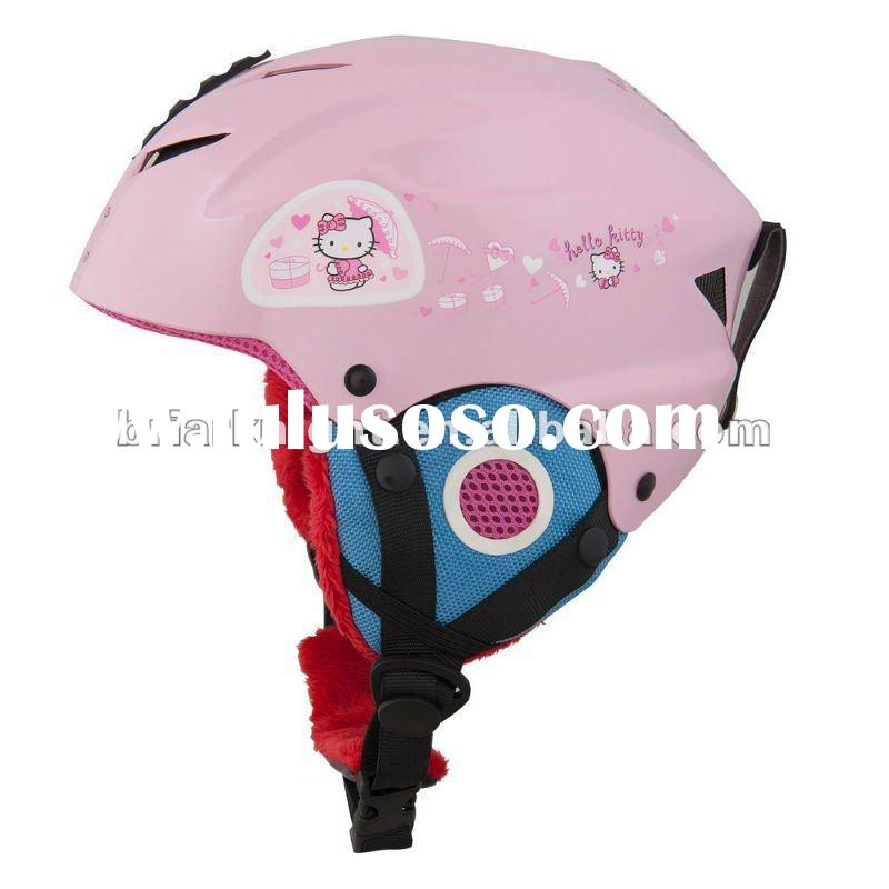 Hello Kitty Ski Helmet Hello Kitty Kids/children Ski
