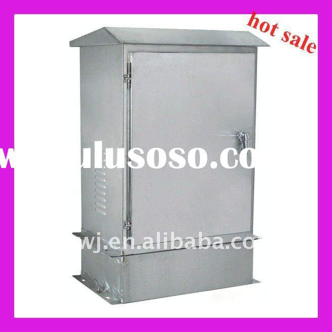 hot sale 2011 new designed stainless steel electrical sheet metal distribution box
