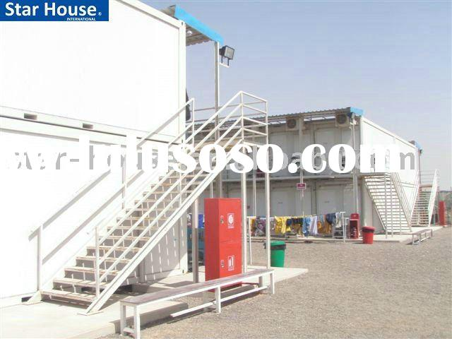 labor camp accommodation house in Abu Dhabi