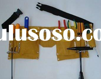 leather multi-function garden tool bag/tool belts waist bags