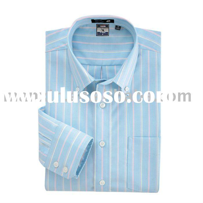 men's fashion dress shirt
