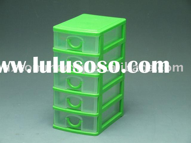 mini chest,mini chest of drawer,plastic chest,plastic storage box