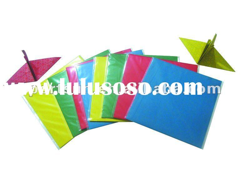 origami paper & paper folding for children