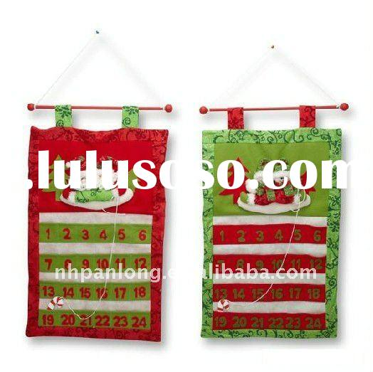 promotional christmas mall flag decoration,outdoor christmas decorations,festival mall decoration