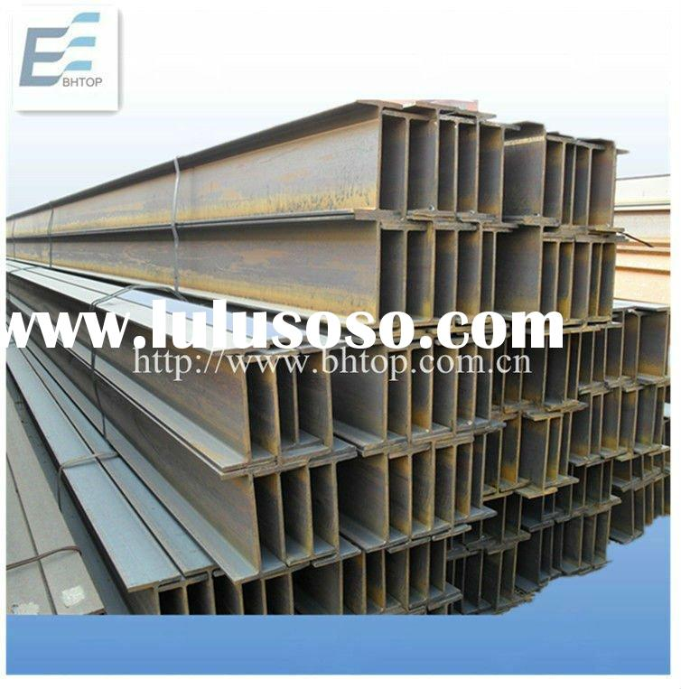 q235/q345/ss400 h beam steel specification
