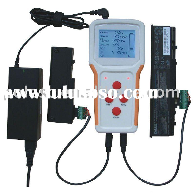 repair machine for laptop batteries can test and charge laptop battery