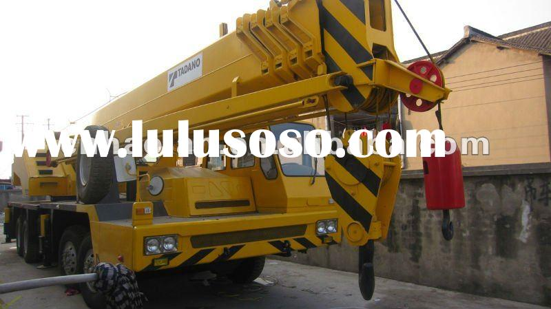second hand original tadano hydraulic mobile crane 65ton for sale in Dubai