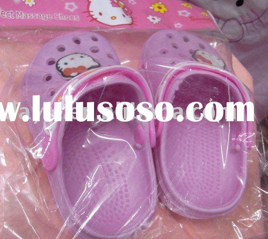 wholesale hello kitty beach shoes for kid beach slipper for children mix order & drop shipping C
