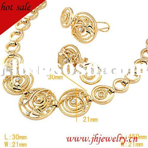 wholesale vintage jewelry set 10011219
