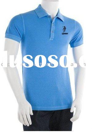100% polyester sublimation men's polo shirts