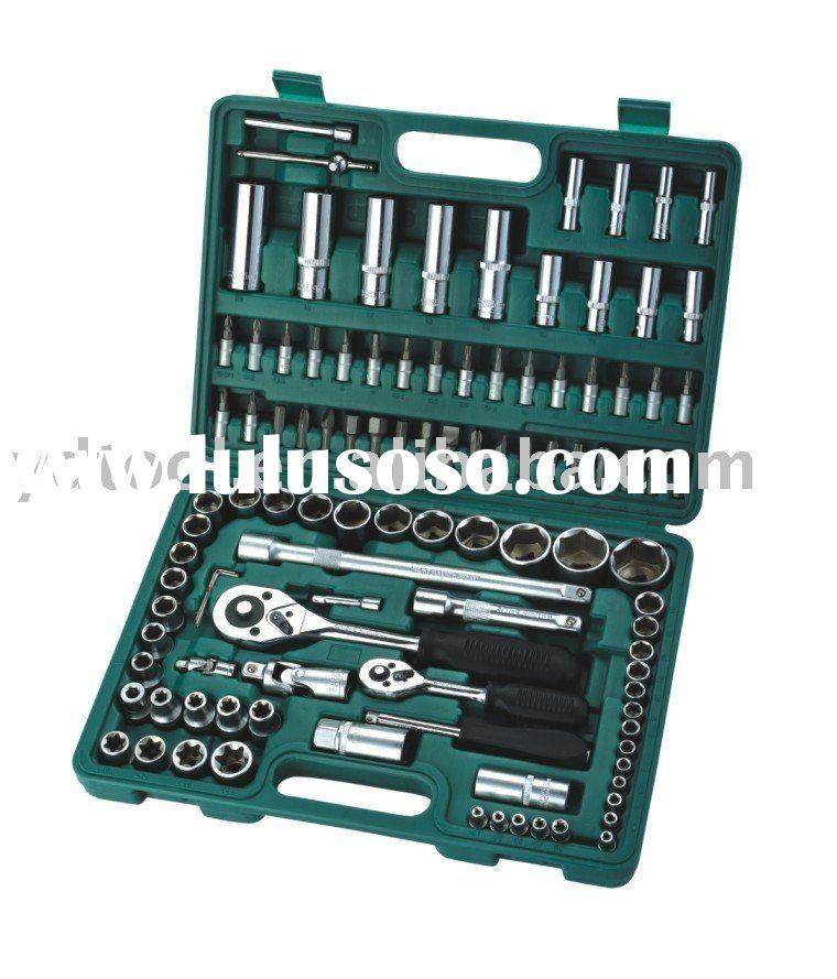 "108PCS SOCKET SET (1/4""&1/2"")(YD-1019)"