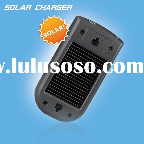 1500mA Li-ion Battery Portable Emergency Solar Mobile Charger