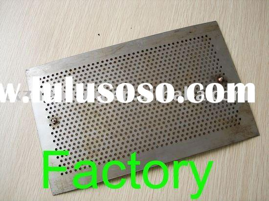 1mm thickness stainless steel 304 Perforated mesh sheet for screen