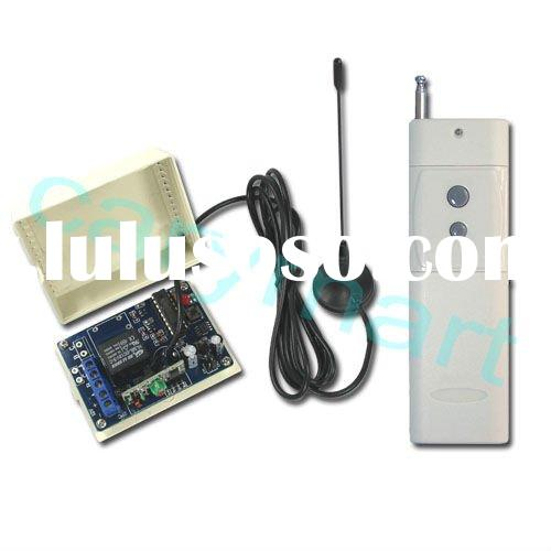 2000M 1 CH DC 9V/12V/24V RF Remote Control Switch/ Wireless Relay Switch Control /Car Door Light Swi